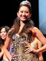 「ミス・ユニバース」日本代表に選ばれた神山まりあさん